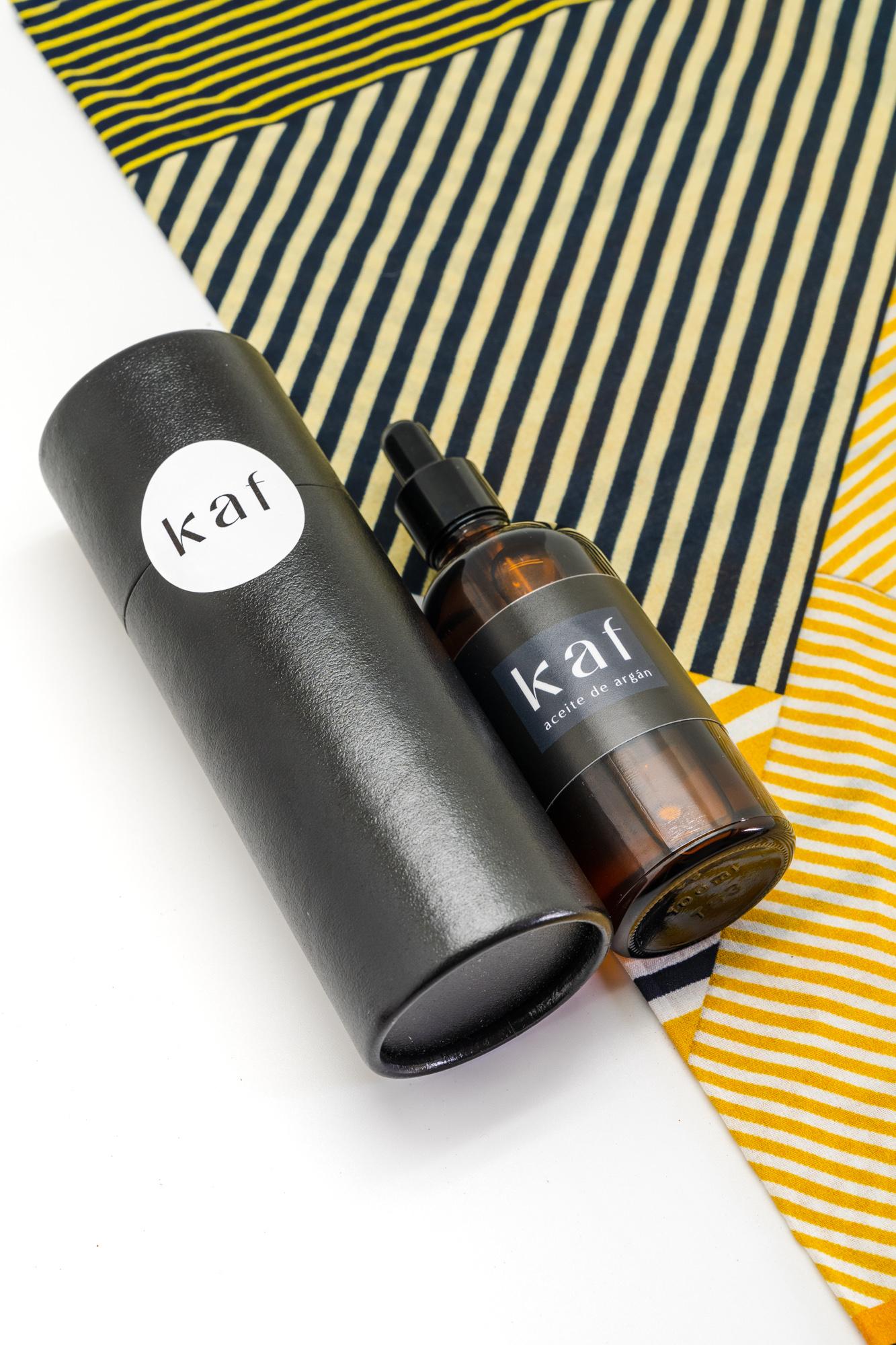 kaf cosméticos aceite de argán