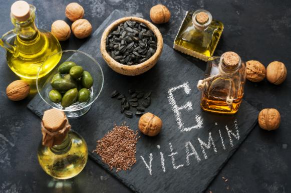 vitamina e cosmética